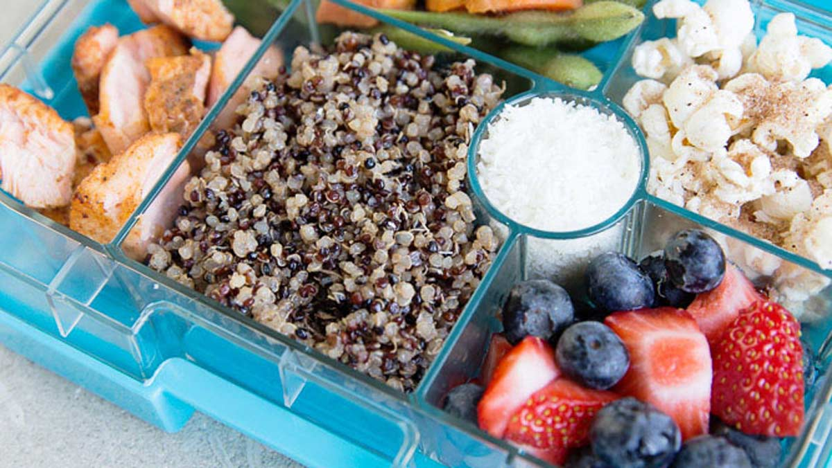 Kids Lunches Bento Box