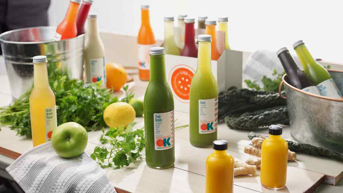 What are the Benefits of Cold Press Juice?
