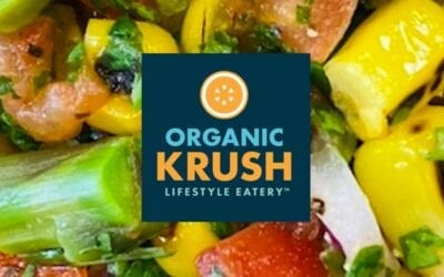 An Organic Krush Backyard BBQ