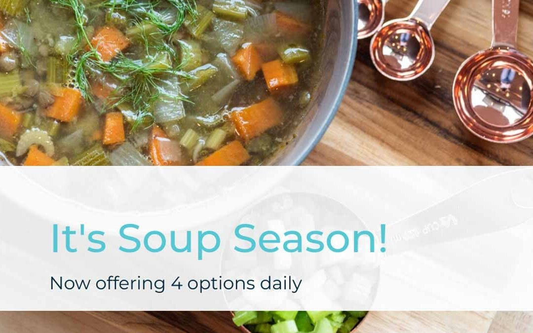 From Our Kitchen to Yours: Soups, Stews, Chilis